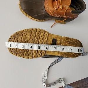 L.L. Bean Shoes - L.L. Bean Bean Boots 7 8.5 VGUC duck hunting gum